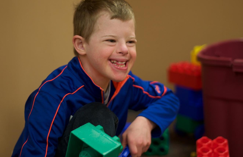 Special Needs on Preschool Prayer Leader